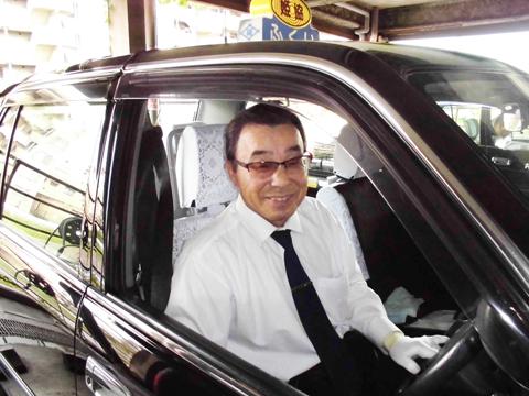 福井タクシーのこだわり